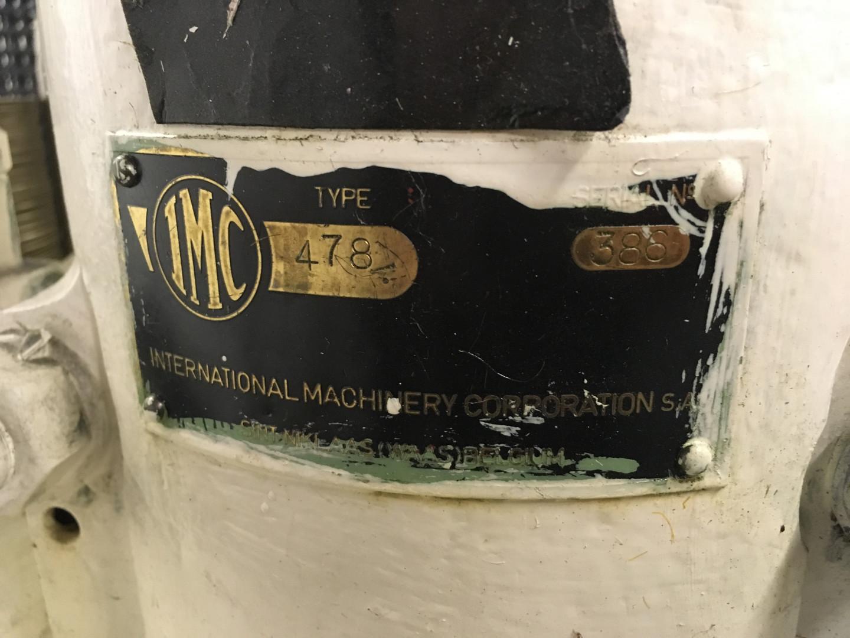 IMC 478 seamer