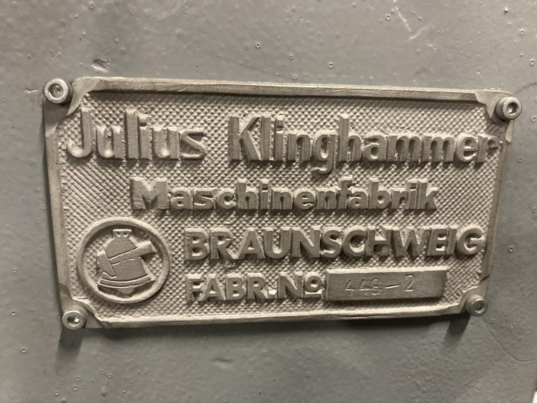 Klinghammer 448 seamer semi~auto