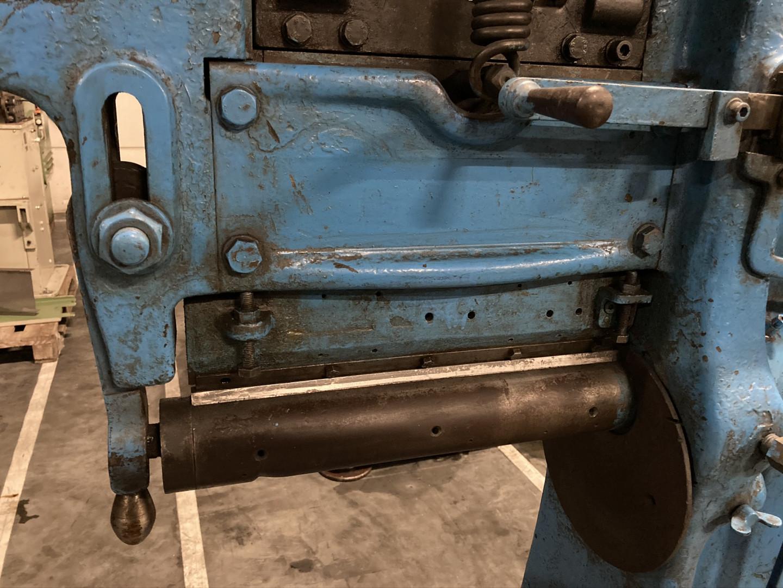 Kircheis Krupp  lockside seamer