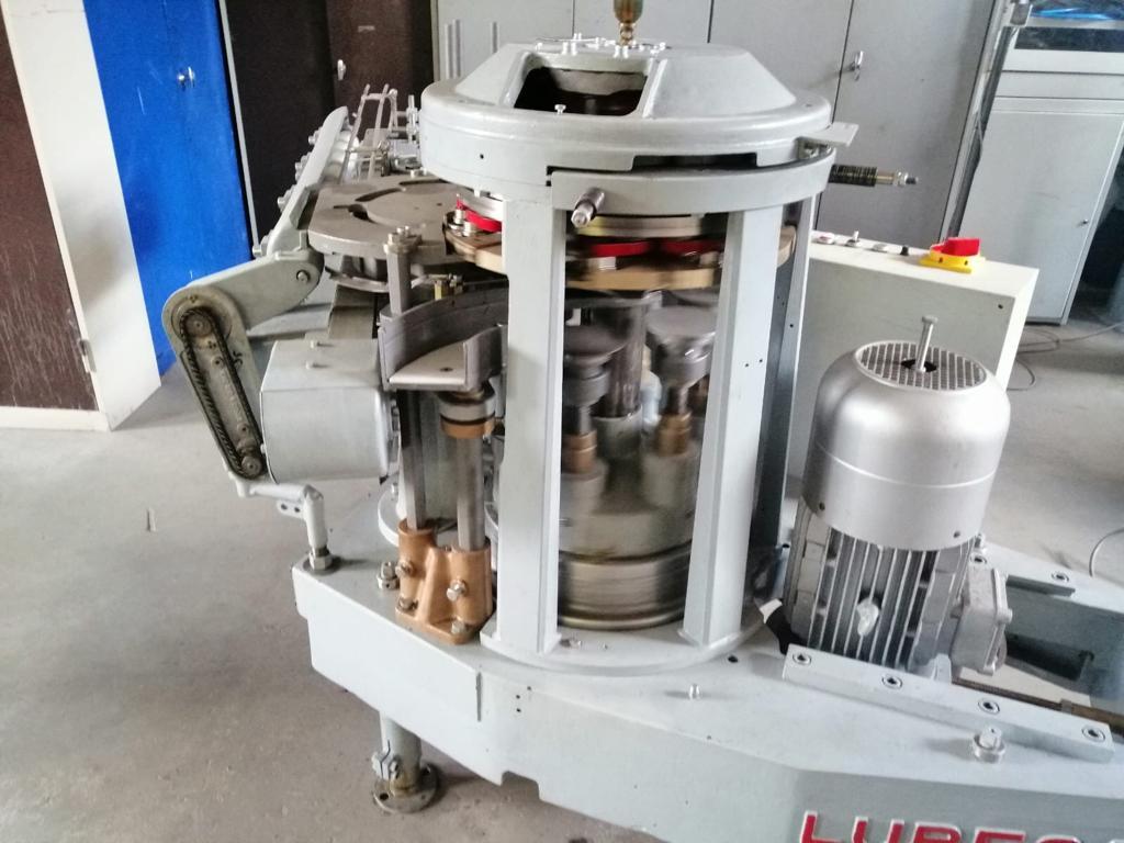 Lubeca LW 202 seamer