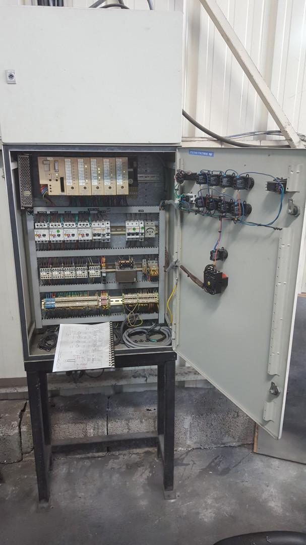 Oberburg ZSM 1 assembling machine