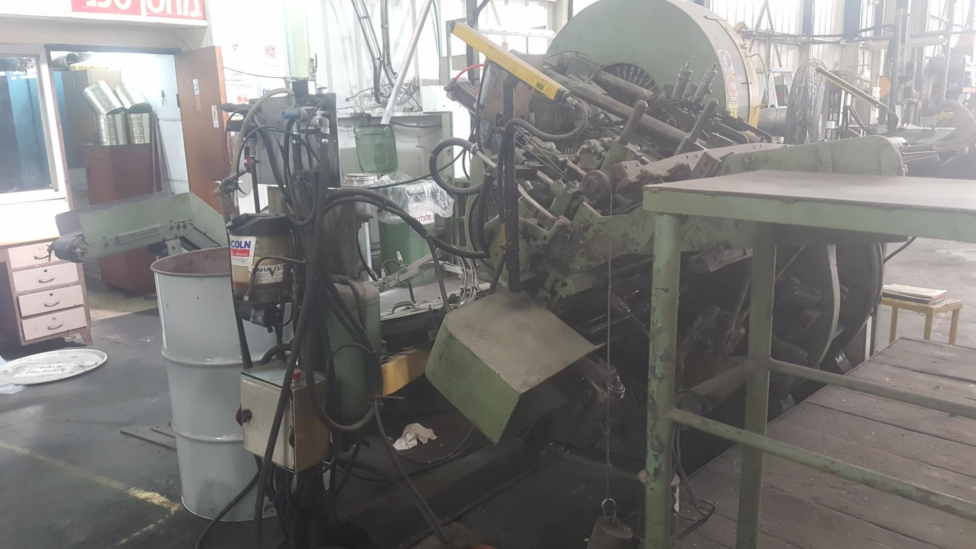 Schuler ASts 226/2 stripfeed press