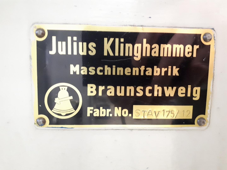 Klinghammer STAV 175 flanger - seamer