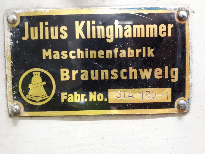 Klinghammer SIA 180 bordonadora