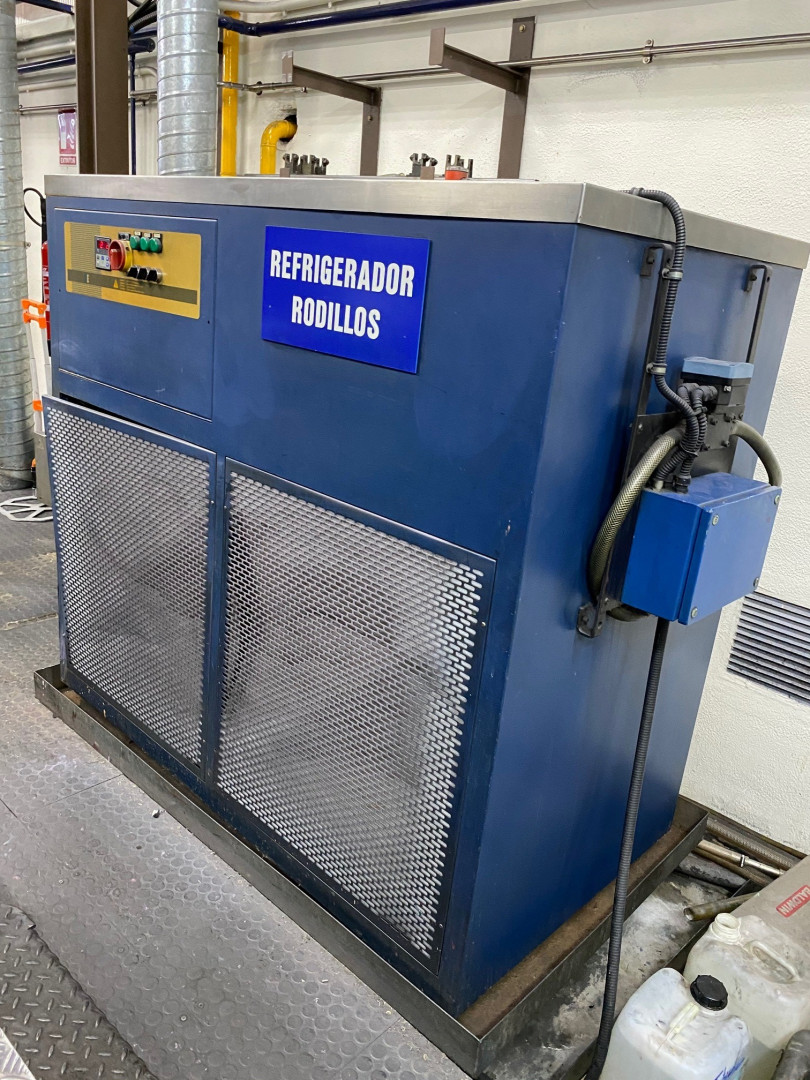 Cooling Rollers Cabinet
