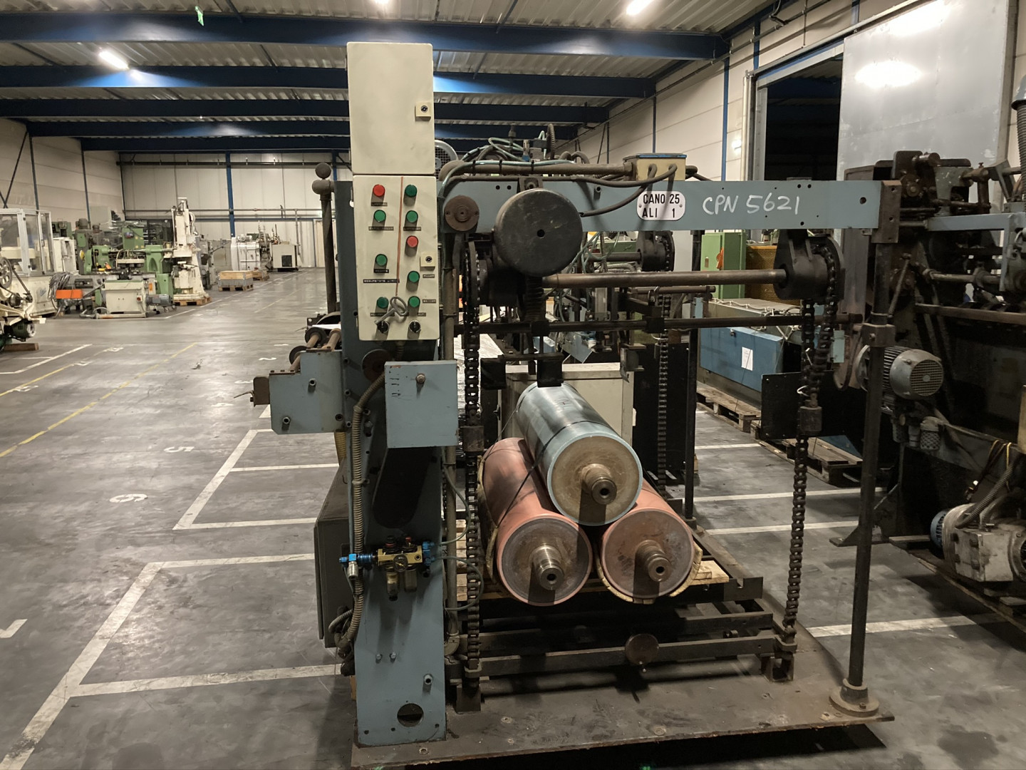 Maber  sheet feeder