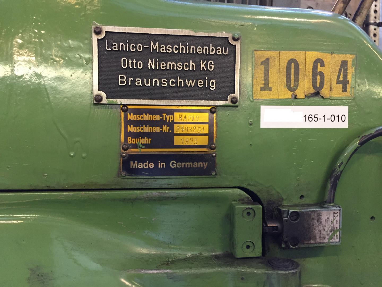 Lanico DT 265 seamer