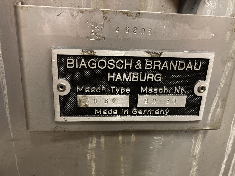 Biagosch & Brandau CH 60 miscellaneous