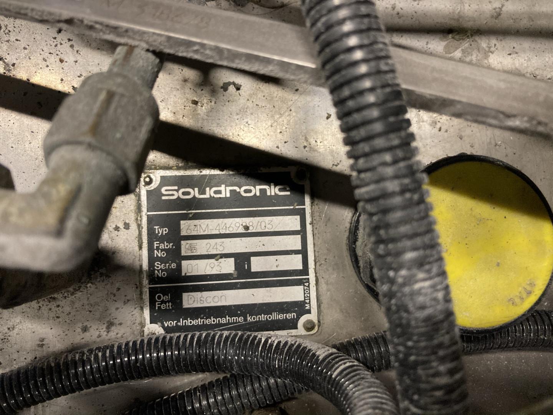 Soudronic 46M miscellaneous
