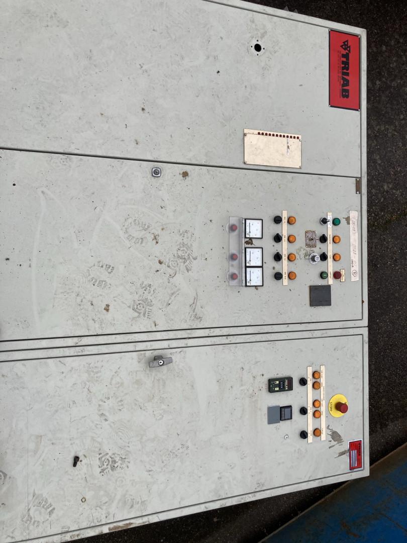 TRIAB 108S belt-oven