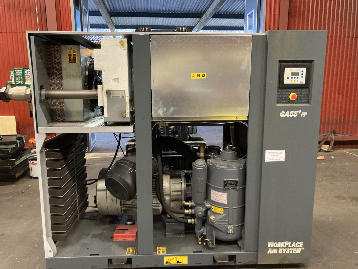 Atlas Copco GA55PLUS compressor