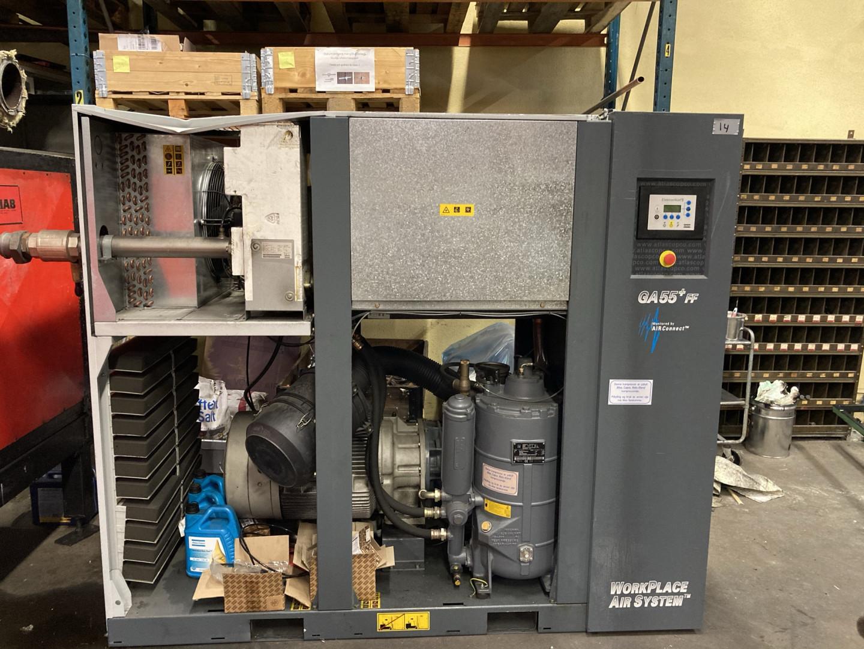 Atlas Copco GA55PLUS compressor