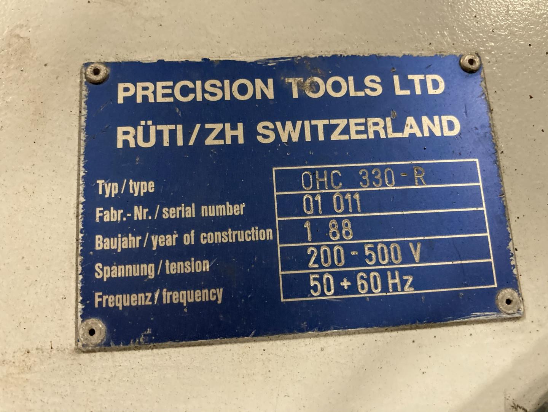 Precision Tools OHC 330-R powder unit