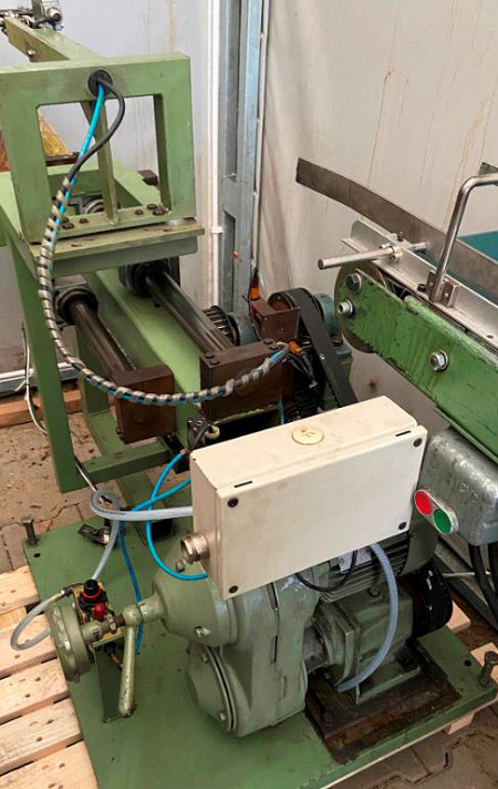Bottoms and lids production line for diameters between Ø 230 - 300 mm
