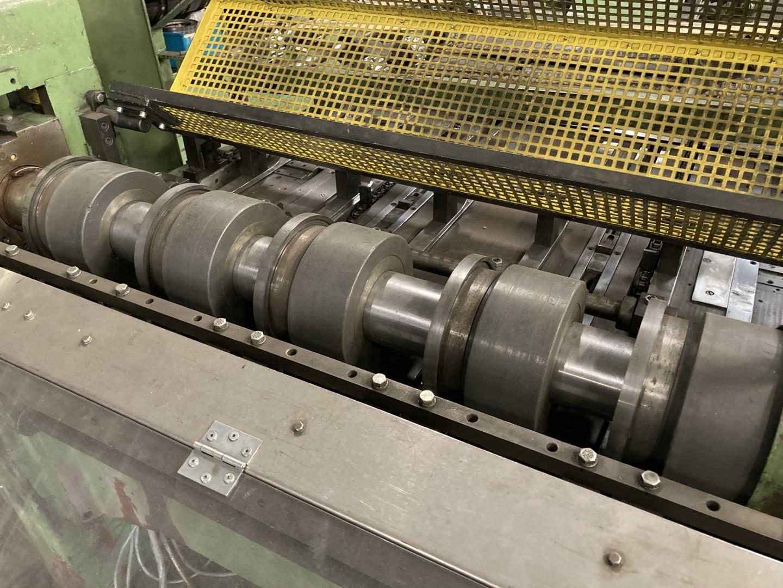 Karges Hammer SSfd 1000 duplex slitter - sheet feeder - robot