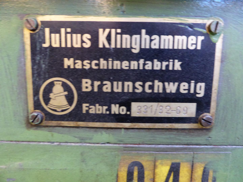 Klinghammer 331 flanger - beader