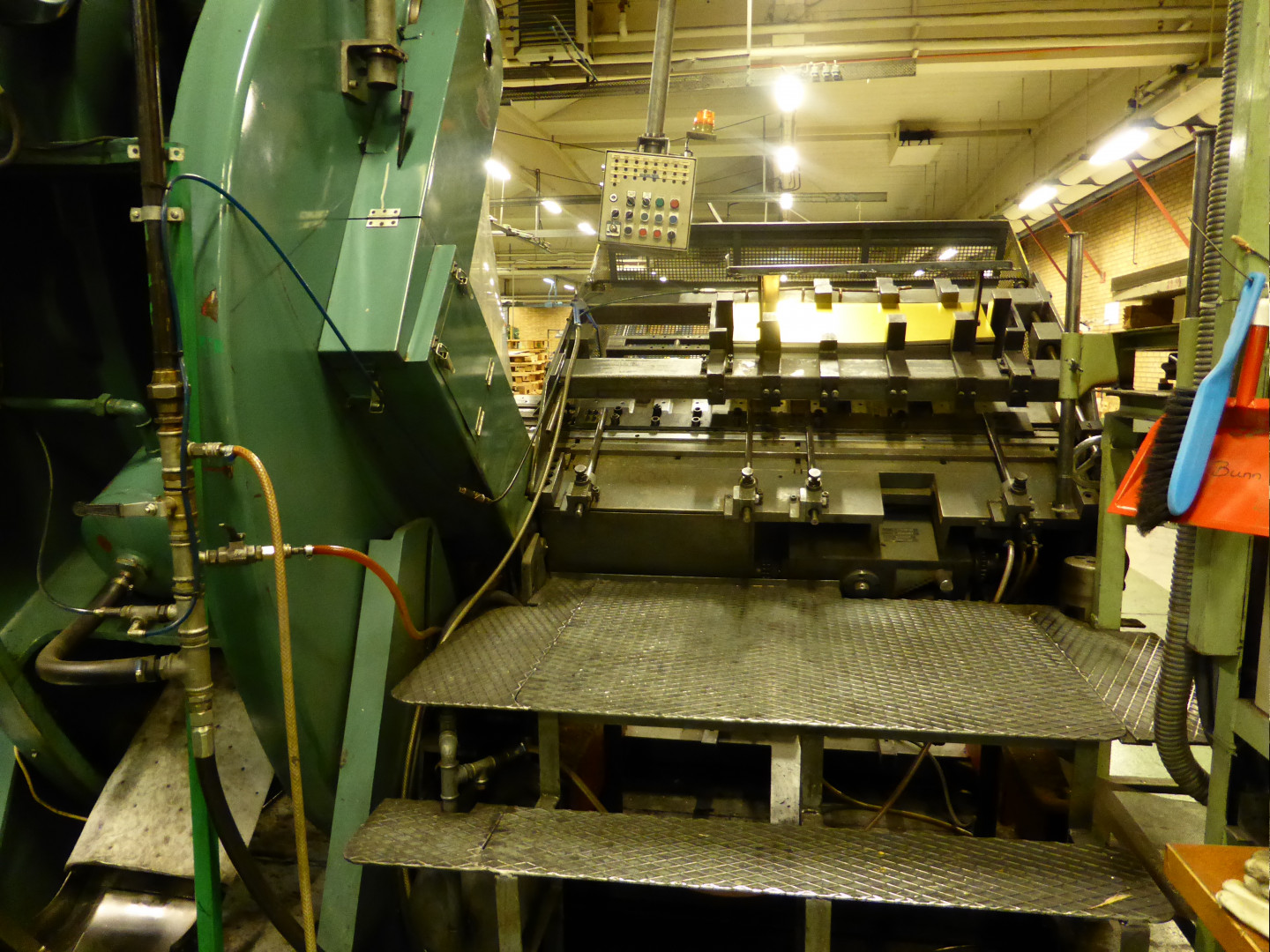 End diameter Ø 217mm production line
