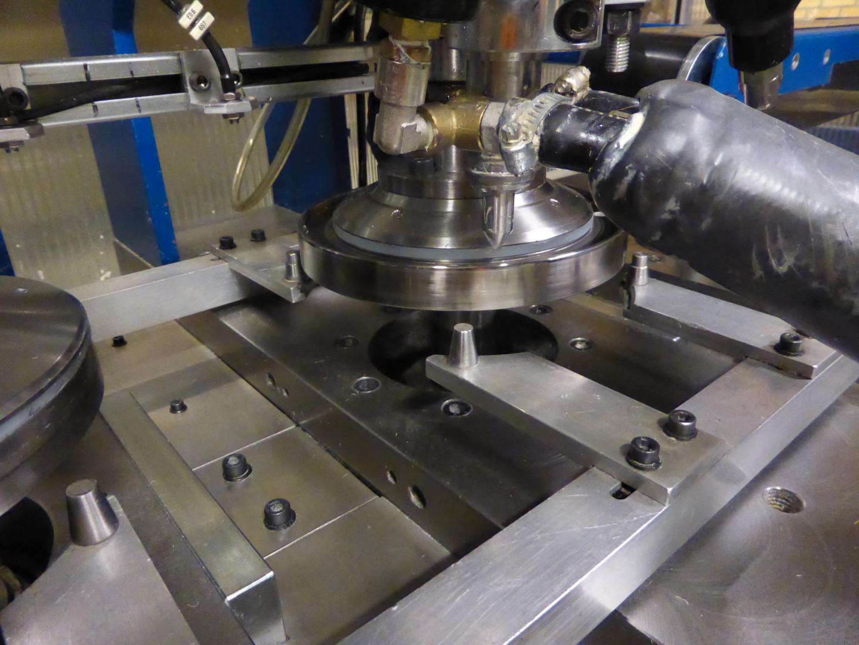 MGR MCA/MC/3SL/CTM curler - compound liner
