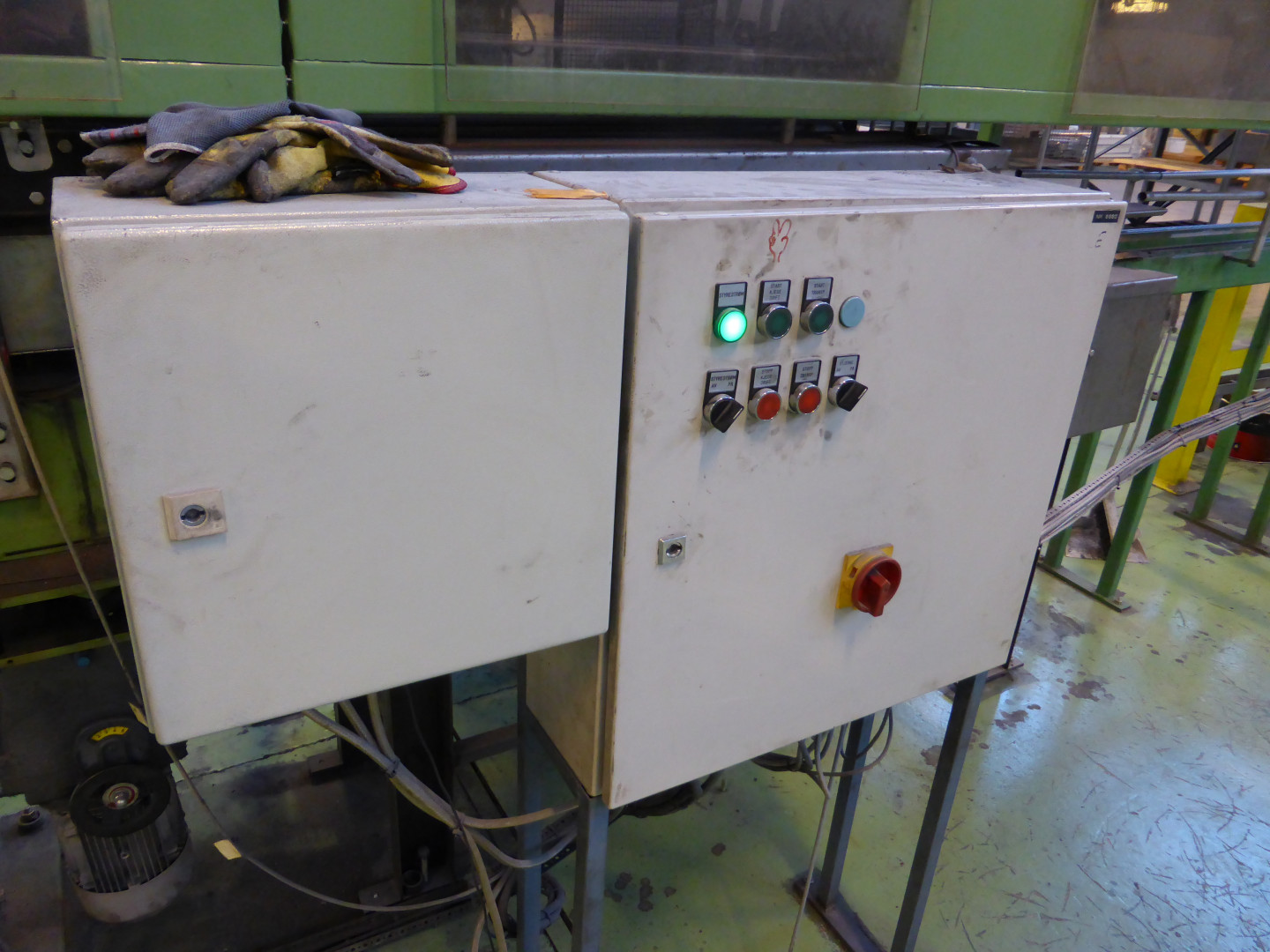 Precision Tools GHU 6 curing oven