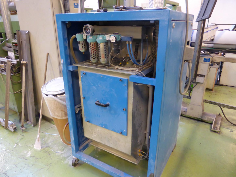 Precision Tools FDC 100 powder unit