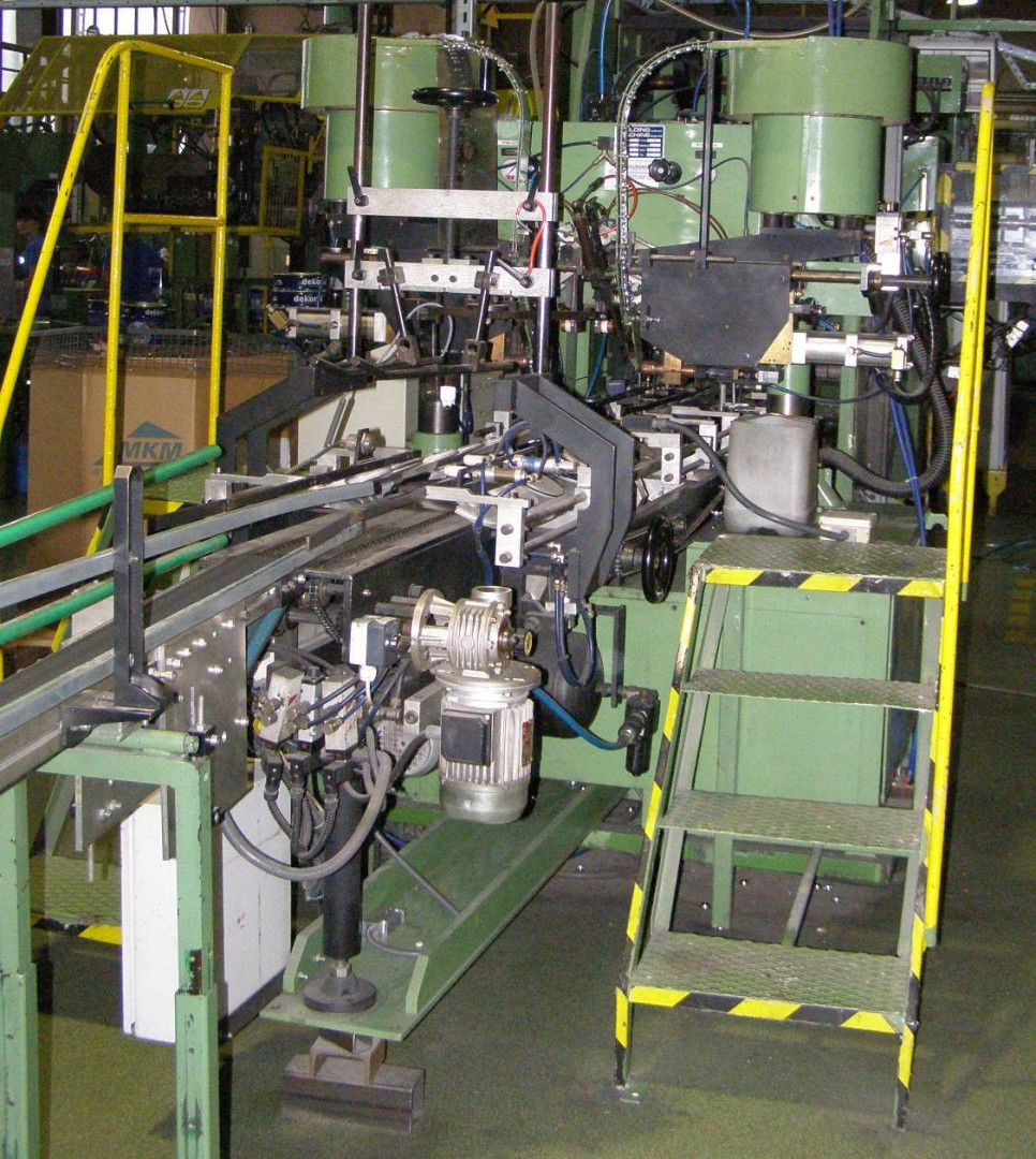 Welding Machine Italy PV2B 25 / MEC 630 ear-welder - bailer