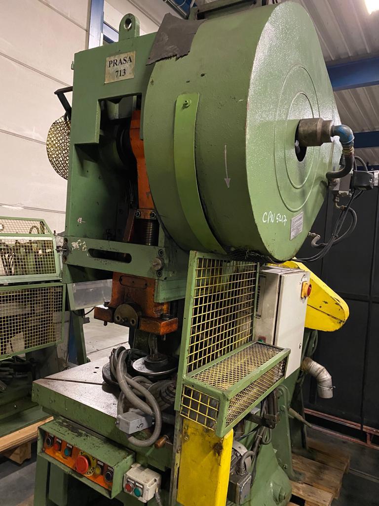 OMEC 45V stripfeed press