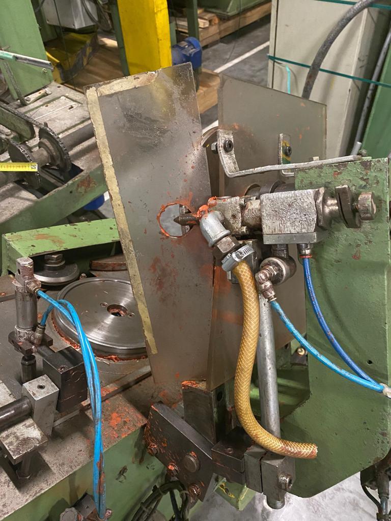 Sargiani S 914 C M/E curler - compound liner