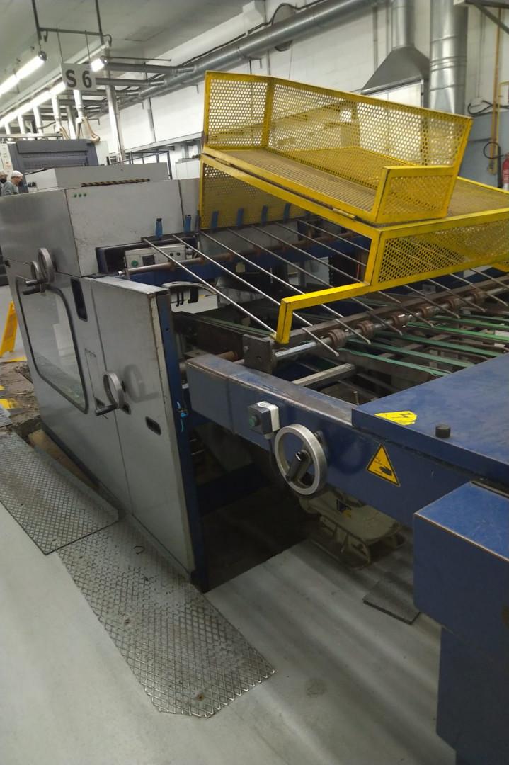 LTG-Mailander  sheet stacking box