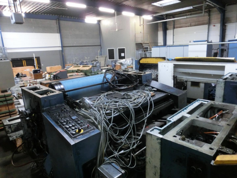 KBA METALSTAR type 1 printing presses 4C
