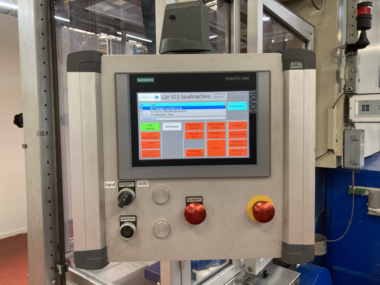 IMC-NEITZ  compound liner - pocket oven
