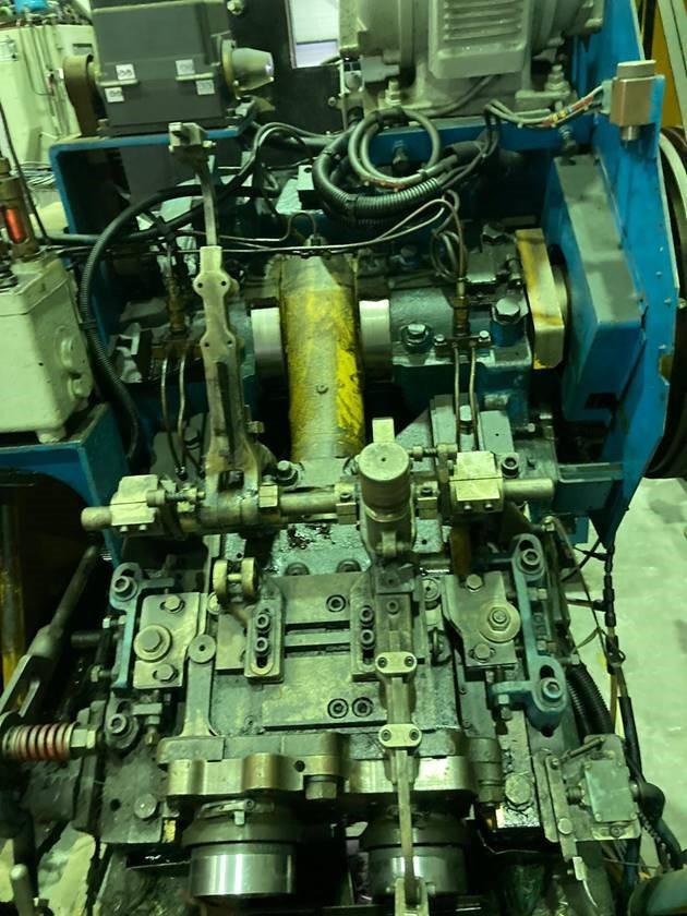 Continental Can 175 stripfeed press