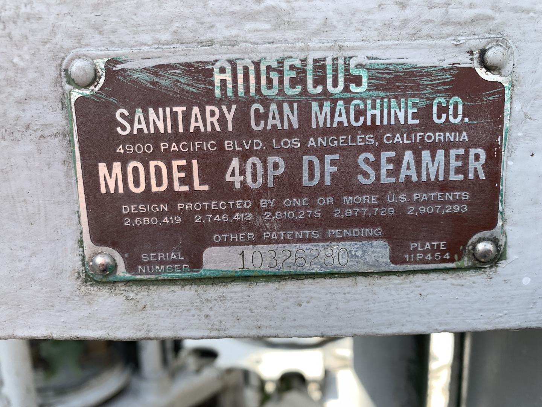 Angelus 40P DF seamer
