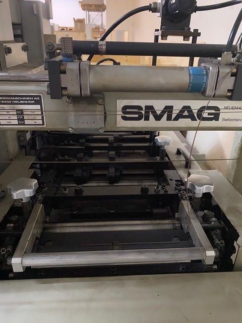 SMAG ZSMa-5/120 étireur soudeur