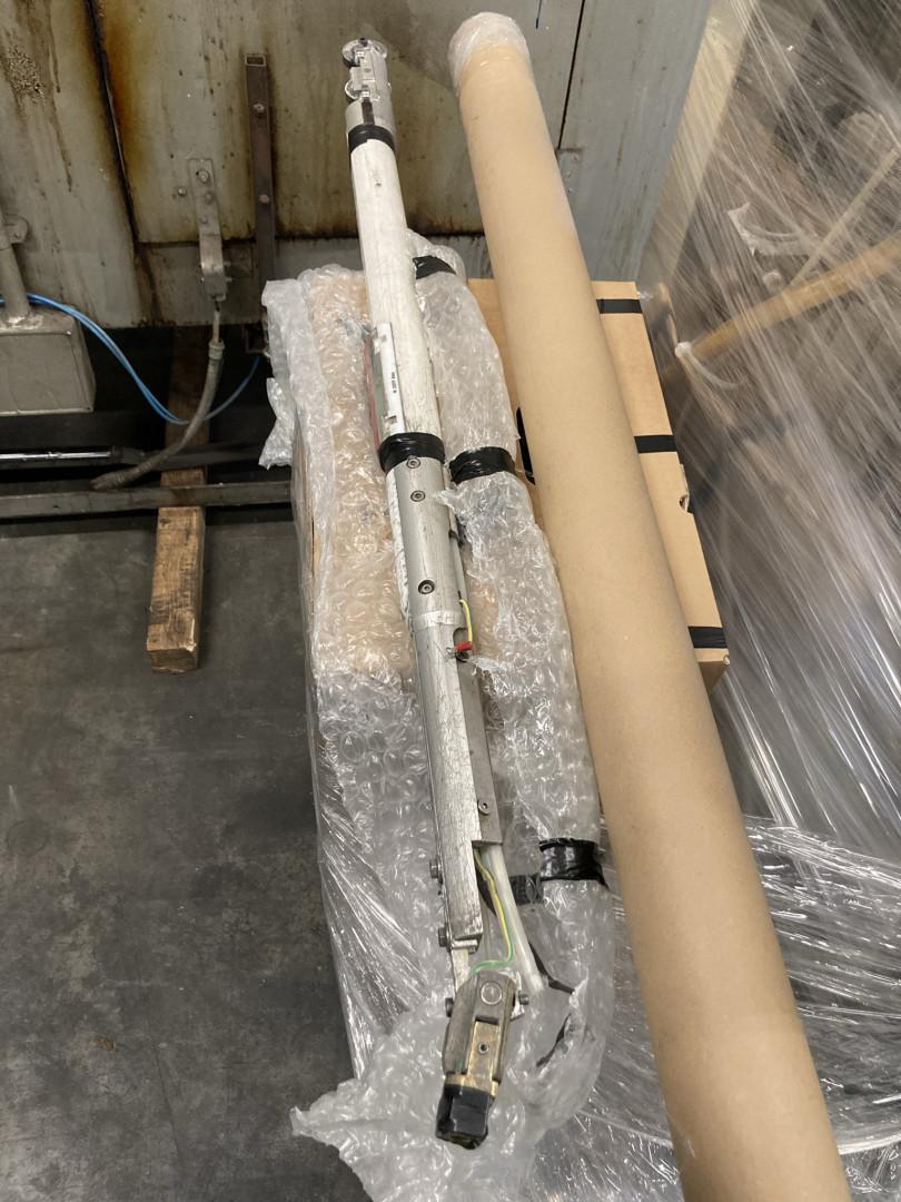 Frei APC / PDE unité de poudre
