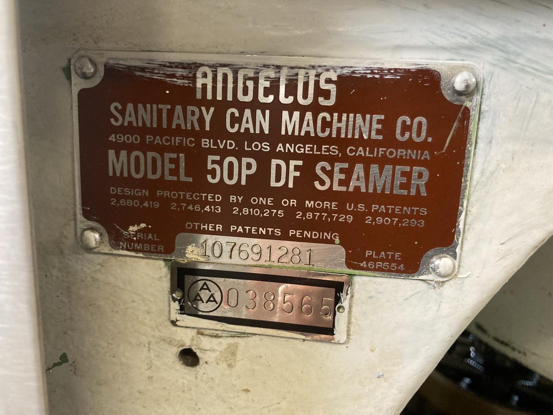 Angelus 50P DF seamer