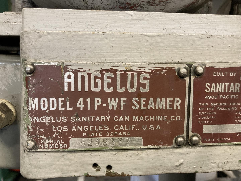 Angelus 41P-WF seamer
