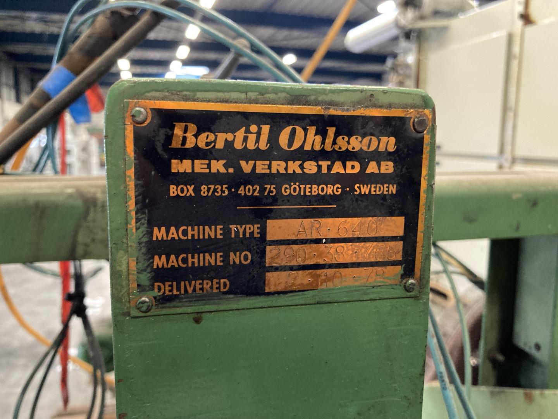 Bertil Ohlsson AR 640 bodyroller