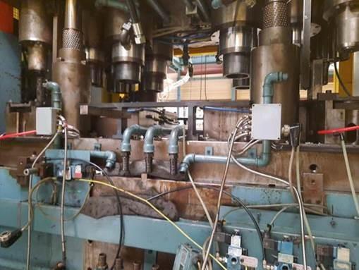 Balconi 2 DMR forming press