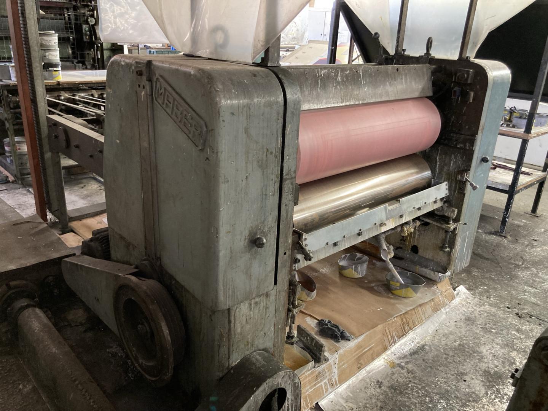 Maber  varnish coating machine