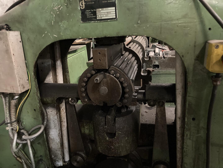 Germann & Frei RZA 180 lockside bodymaker