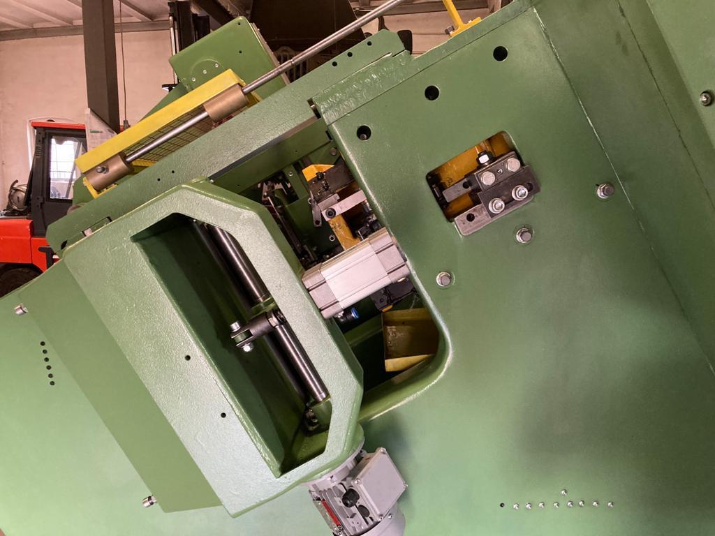 Blema PKXD 63 prensa de tiras