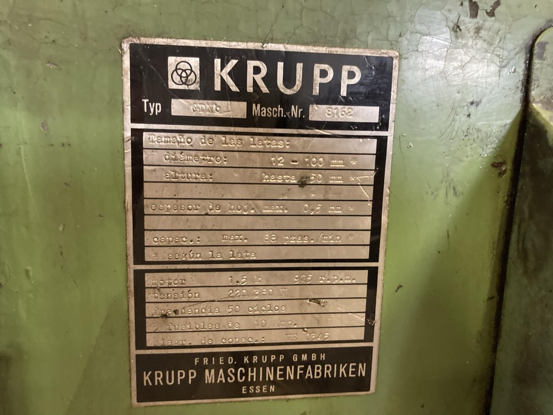 Krupp GDNb roscadora