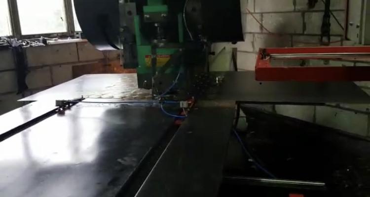 J21S  prensa de hoja entera