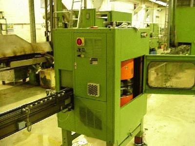 Germann & Frei SFV 600 pestañadora de rulinas