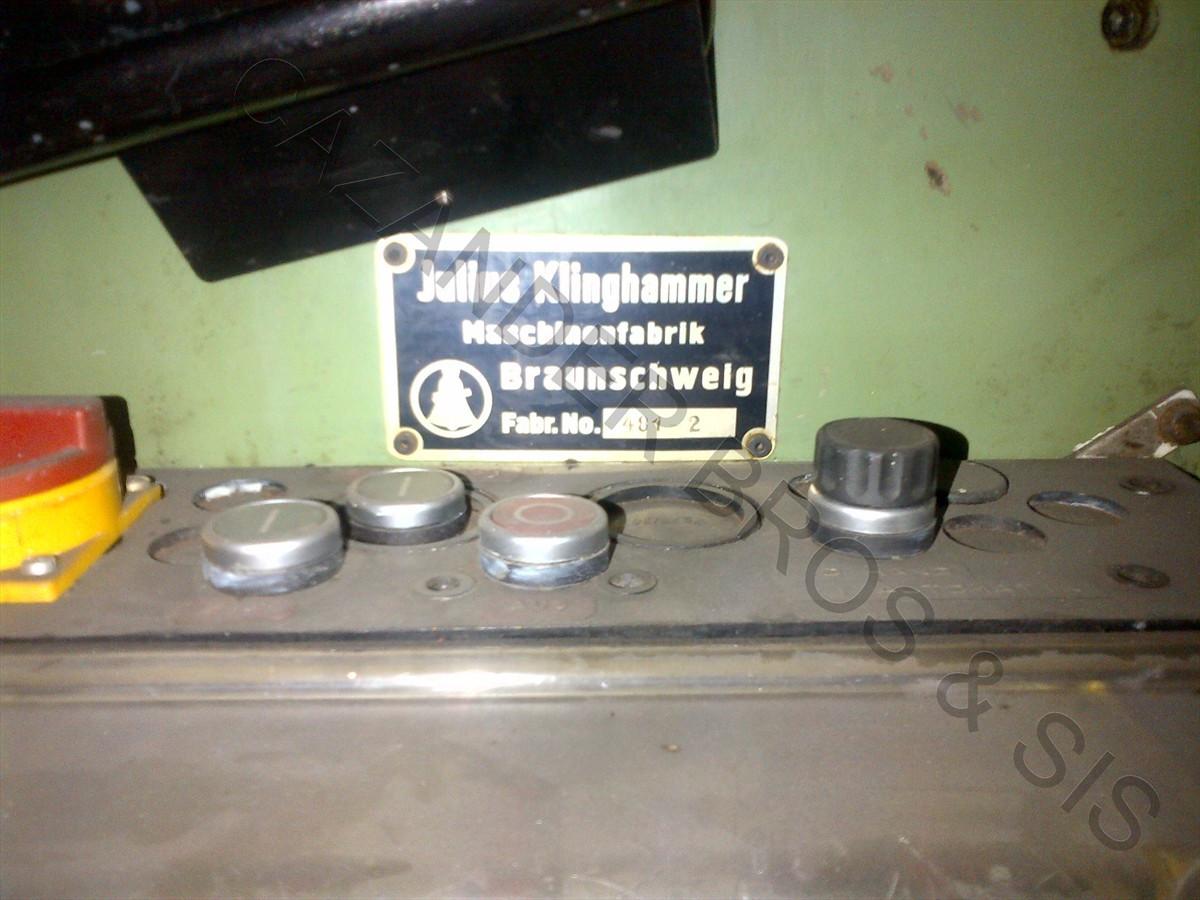Klinghammer 481 flanger